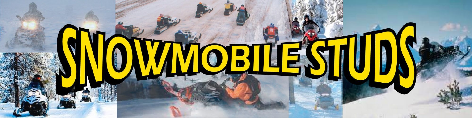 SNOWMOBILE STUDS - header